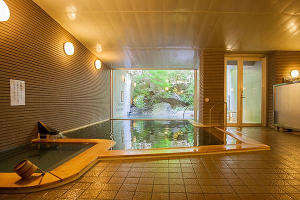 温泉大浴場無料